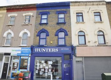 Thumbnail 4 bedroom flat for sale in Barking Road, Plaistow, London