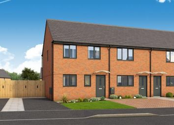 "Thumbnail 3 bed property for sale in ""The Ashby At Roman Fields "" at Chamberlain Way, Peterborough"