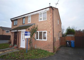 Thumbnail 2 bed semi-detached house to rent in Alpine Grove, Hollingwood, Chesterfield