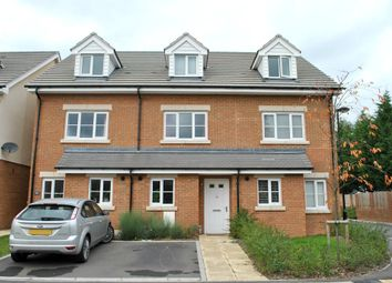 Thumbnail 3 bed terraced house to rent in Clockhouse Road, Farnborough