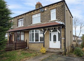 Thumbnail 3 bed semi-detached house to rent in Hollingwood Mount, Great Horton, Bradford