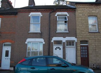 Thumbnail 4 bed terraced house to rent in Cowper Street, Luton