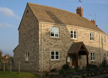 Thumbnail 3 bed end terrace house to rent in Manor Road, Bladon, Woodstock