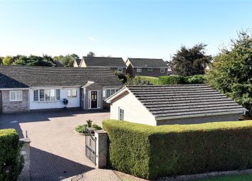 Thumbnail 4 bedroom detached bungalow to rent in Crosshall Road, Eaton Ford, St. Neots