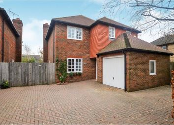 Thumbnail 4 bed detached house for sale in Main Road, Sellindge, Ashford, Kent