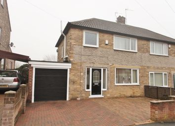 Thumbnail 3 bed semi-detached house for sale in Brooke Street, Hoyland, Barnsley