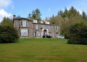 Thumbnail 2 bed flat for sale in Glengarr, Bullwood Road, Dunoon