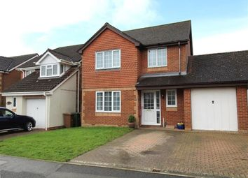 Thumbnail 4 bed link-detached house for sale in Trewithy Drive, Plymouth