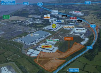 Thumbnail Warehouse to let in Phase 2, More+, Central Park, Severnside, Bristol