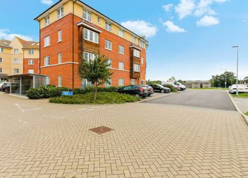 Thumbnail 2 bed flat for sale in Herschell Court, Basildon