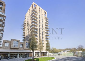 Thumbnail 2 bed flat for sale in Hopgood Tower, 15 Pegler Square