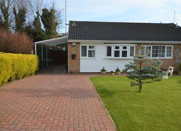 Thumbnail 2 bed semi-detached bungalow for sale in Tresillian Road, Exhall, Bedworth, Warwickshire
