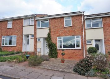 Thumbnail 3 bed terraced house for sale in Ribston Avenue, Exeter