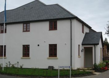 Thumbnail 2 bed end terrace house to rent in Shapter Court, Exmouth, Devon