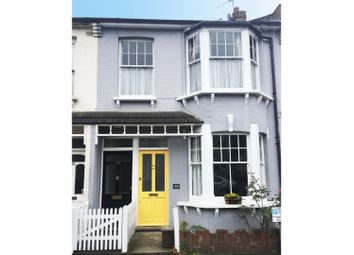 Thumbnail 2 bed maisonette for sale in Percy Road, London