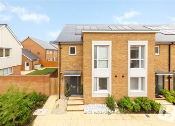 Thumbnail 3 bed end terrace house to rent in Falstaff Mews, Greenhithe, Kent