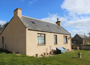 Thumbnail 3 bed detached house for sale in Longmanhill, Banff, Aberdeenshire