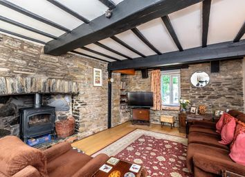 Thumbnail 3 bed end terrace house for sale in Brookside Cottage, Dolau, Llandrindod Wells