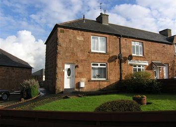 Thumbnail 2 bedroom end terrace house for sale in Broomfield Avenue, Cambuslang, Glasgow
