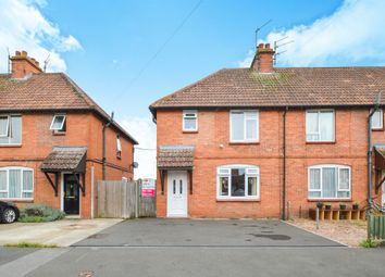 Thumbnail 3 bed end terrace house for sale in Longcroft Avenue, Devizes