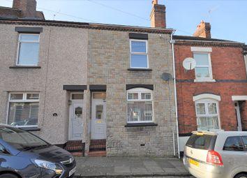 Thumbnail 3 bed terraced house for sale in Brighton Street, Penkhull, Stoke-On-Trent