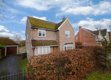 Thumbnail 4 bed detached house for sale in St. Helens Avenue, Benson, Wallingford