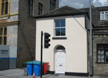 Thumbnail 1 bed flat to rent in Market Street, Newton Abbot, Devon