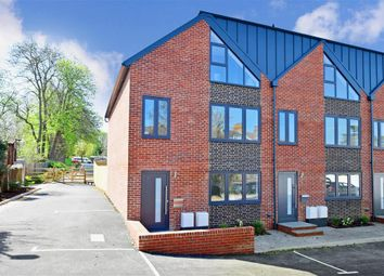 Thumbnail 4 bed end terrace house for sale in John Saxby Place, Hassocks, West Sussex