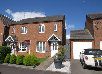 Thumbnail 2 bed semi-detached house to rent in Goggbridge Lane, Chase Meadow Square, Warwick