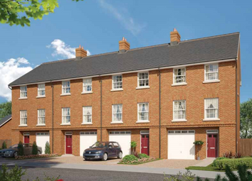 Thumbnail 3 bed town house for sale in The, Oakley Park, Mulbarton, Norfolk