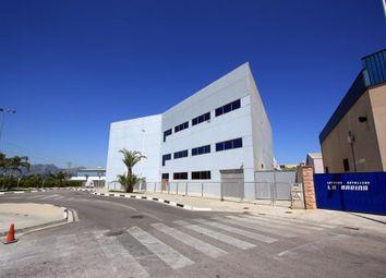 Thumbnail Warehouse for sale in Ondara, Alicante, Spain