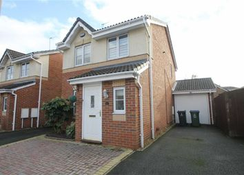 Thumbnail 3 bed link-detached house for sale in Kererwin Close, Cradley Heath, West Midlands