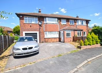 4 bed semi-detached house for sale in East Downs Road, Cheadle Hulme, Cheadle SK8