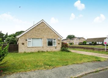 Thumbnail 3 bed detached bungalow for sale in Clements Way, Beck Row, Bury St. Edmunds