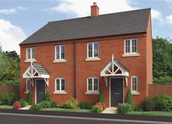 """Thumbnail 3 bed semi-detached house for sale in """"Beeley"""" at Jawbone Lane, Melbourne, Derby"""
