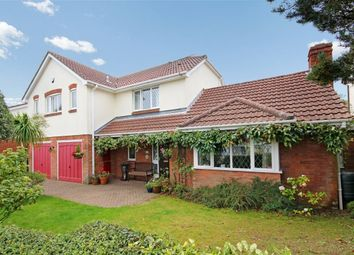 Thumbnail 4 bed detached house for sale in Haldon Road, Torquay