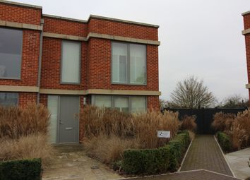 Thumbnail 3 bed end terrace house to rent in South Terrace, Bicester