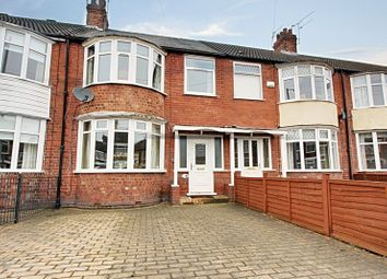 3 bed terraced house for sale in Murrayfield Road, Hull HU5