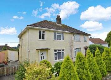 Thumbnail 3 bedroom semi-detached house for sale in Budshead Road, Plymouth, Devon