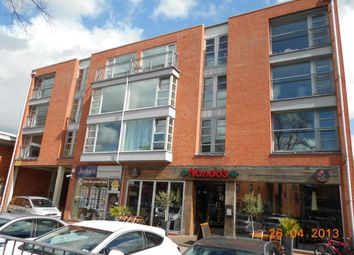 Thumbnail 2 bed flat to rent in Wilmslow Road, Manchester