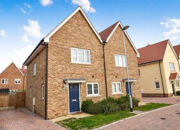 2 bed semi-detached house for sale in Glenway Close, Maldon CM9