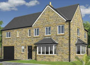 Thumbnail 4 bedroom detached house for sale in Forge Manor, Forge Lane, Chinley