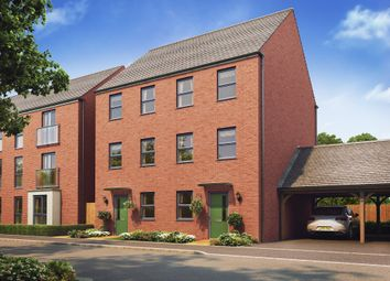 "Thumbnail 3 bedroom semi-detached house for sale in ""Cannington"" at Fen Street, Wavendon, Milton Keynes"