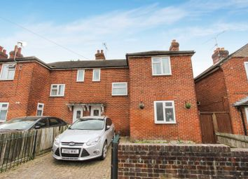 Thumbnail 3 bed semi-detached house for sale in Victory Road, Southampton