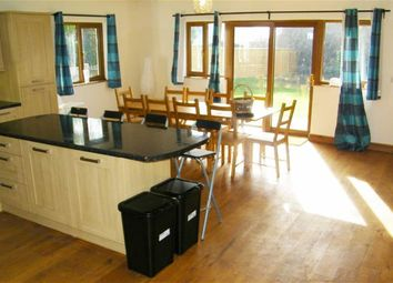 Thumbnail 4 bed detached house for sale in The Beacon, Rosemarket, Milford Haven
