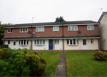 Thumbnail 2 bedroom terraced house for sale in Woodbrook Close, Cambridge