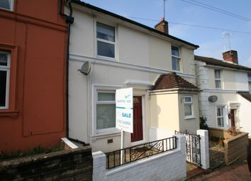 Thumbnail 2 bed terraced house for sale in Rochdale Road, Tunbridge Wells