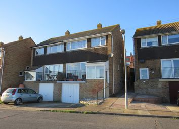 Thumbnail 3 bedroom semi-detached house for sale in Buckle Close, Seaford