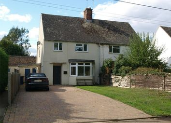 Thumbnail 3 bed semi-detached house for sale in Church Lane, Tilbrook, Huntingdon