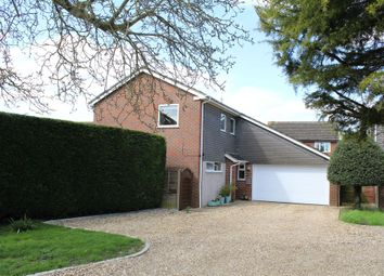 Thumbnail 4 bed detached house for sale in Holland Gardens, Egham